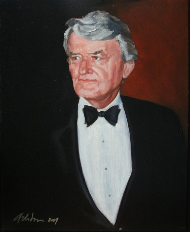 Hal Holbrook for The Players