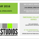 14th Annual Open Studios Event 2016